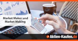 Social-Media-Grafik zum Ratgeber Market Making